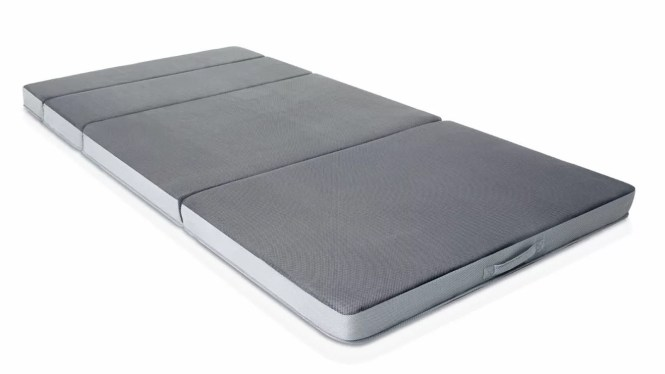 Folding 4 Firm Foam Mattress