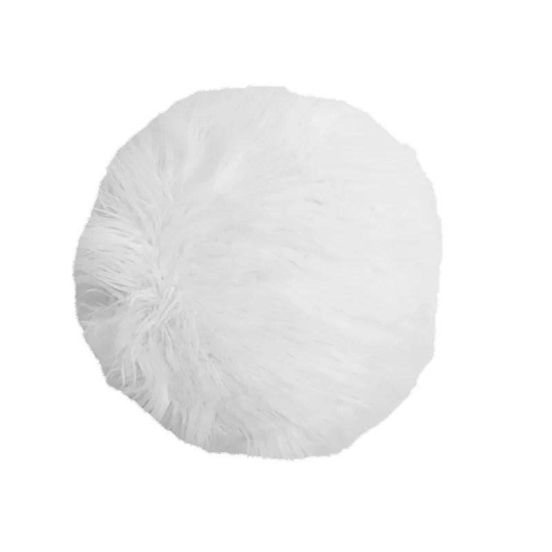 seleucia round pillow cover insert