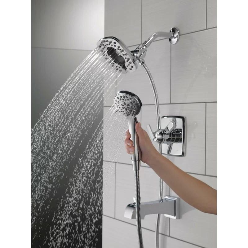 delta tub shower faucet trim kit 1
