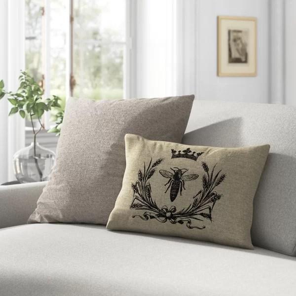 bee pillow