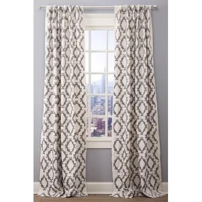 luxury ikat curtains drapes perigold