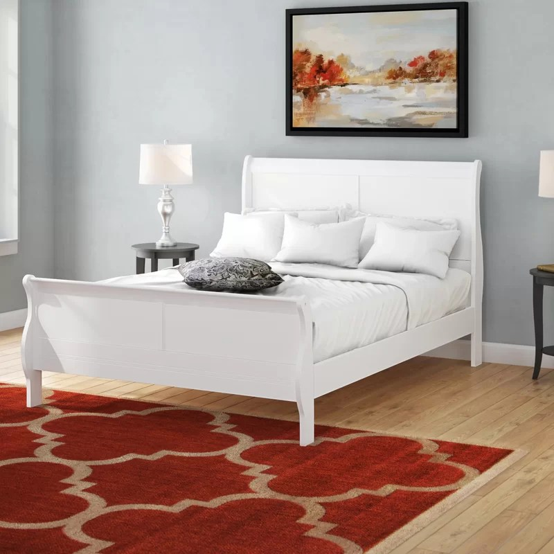 White Bedroom Sets Full Size