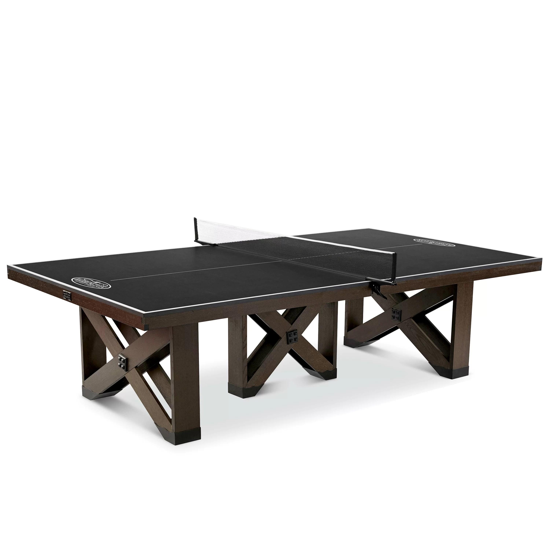 barrington fremont regulation size indoor table tennis table
