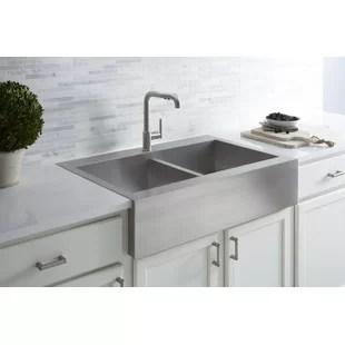 wayfair large kitchen sinks you ll