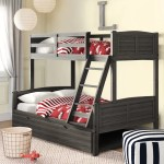 Bladon Twin Over Full Bunk Bed With Twin Trundle Reviews