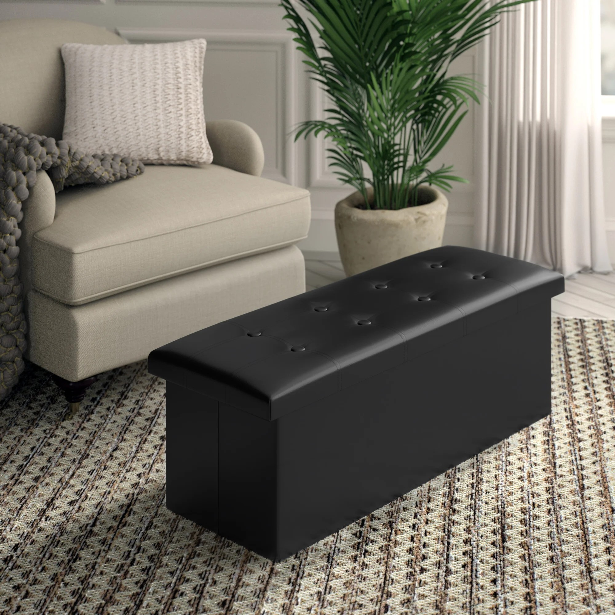 large ottomans free shipping over 35
