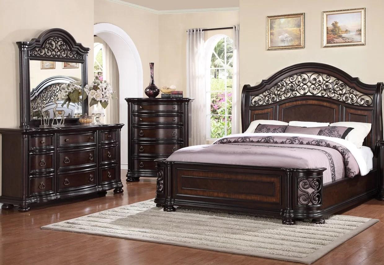 winkelman queen standard 4 piece bedroom set