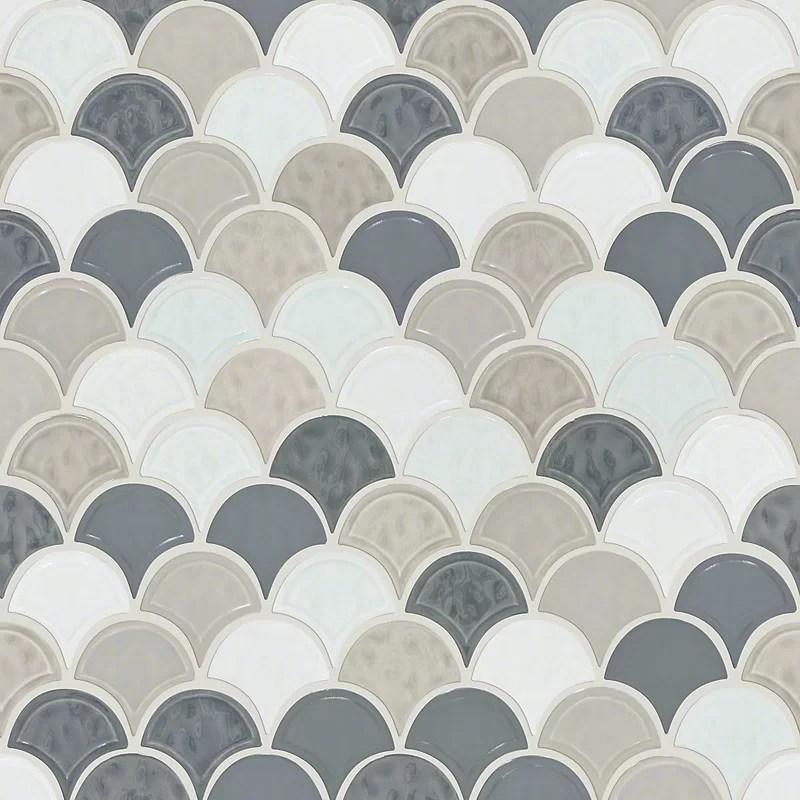 victoria 1 8 x 1 8 ceramic fish scale mosaic tile