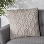 Home Loft Concepts Square Faux Fur Pillow Cover Insert Wayfair
