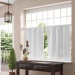 Linen Valances Kitchen Curtains Free Shipping Over 35 Wayfair