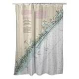 cape cod shower curtain wayfair
