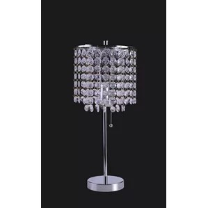 Crystal Inspired 19 Table Lamp