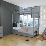 Brionna Twin Canopy Bed With Trundle Reviews
