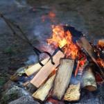 Space Heaters Fire Pit Tools Outdoor Steel Wood Log Poker Firepit Campfire Fireplace Black 40 Home Garden Hairdez Ir