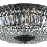 House Of Hampton Mckernan 3 Light 14 Unique Statement Bowl Flush Mount Reviews