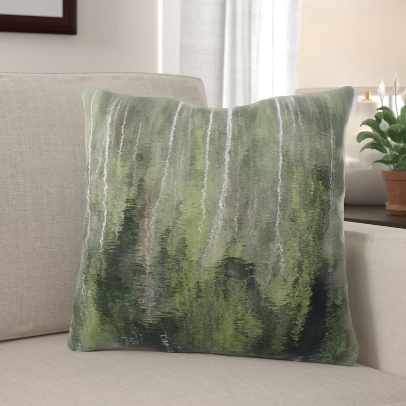 cassidy forest throw pillow