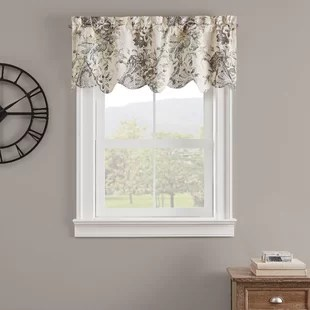 kensington bloom window valance