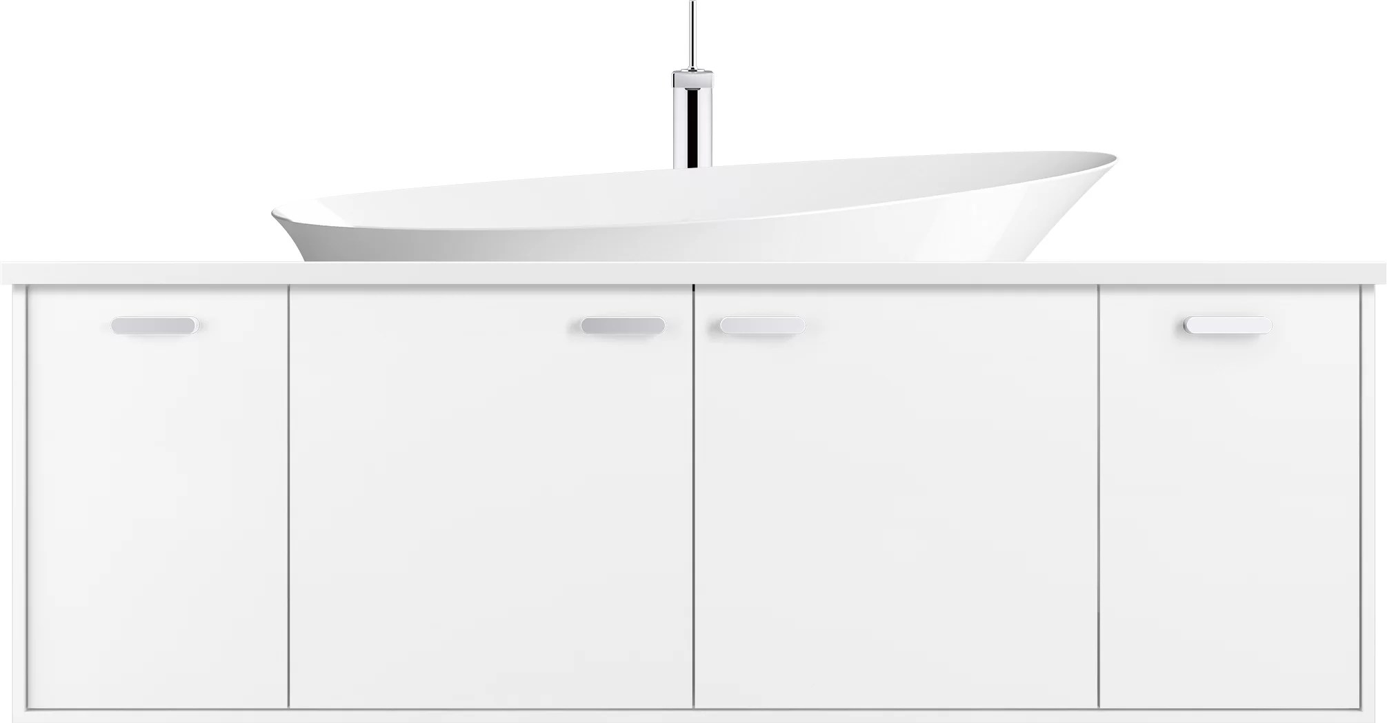 kohler composed tall single handle bathroom sink faucet with joystick handle