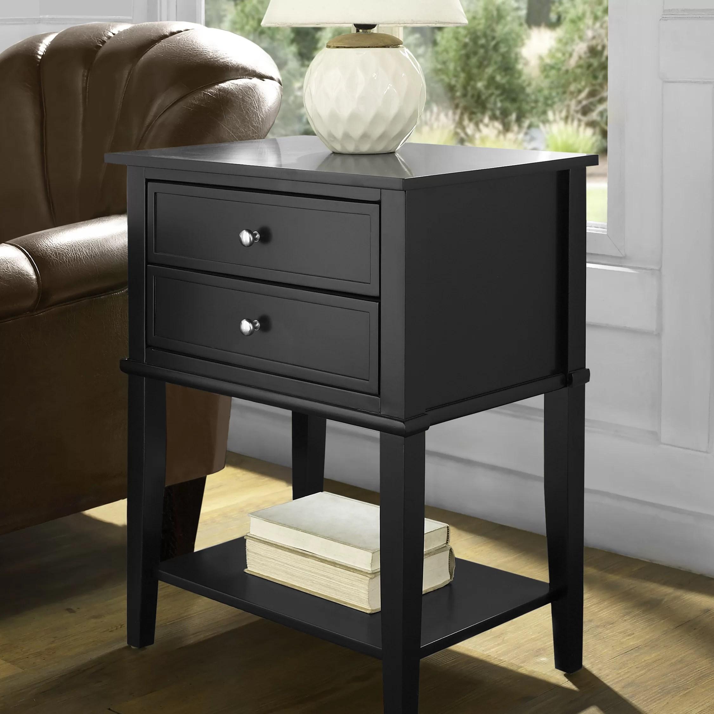black brown nightstands you ll love
