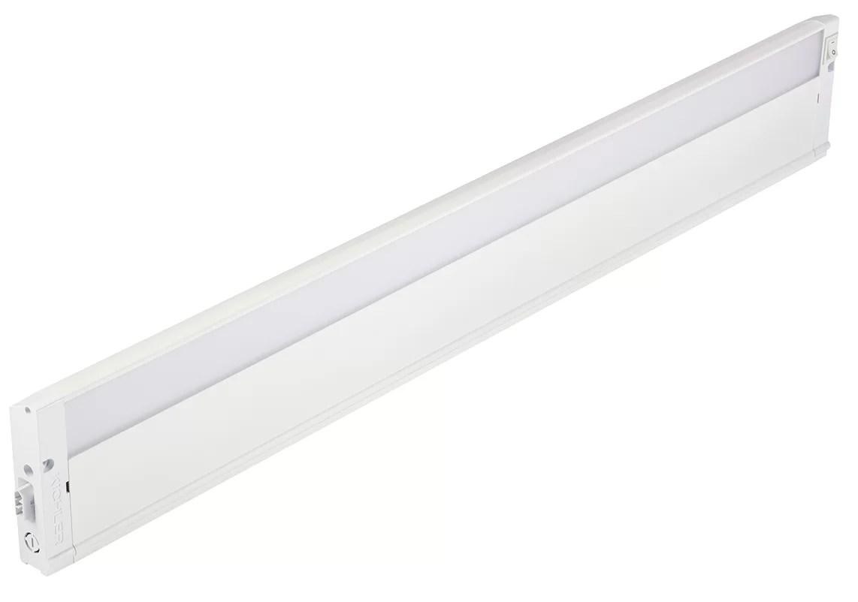 4u series 3000k led 30 under cabinet bar light