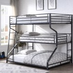 Isabelle Max Katy Full Twin Queen Triple Bunk Bed
