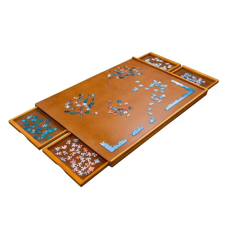 panneau de casse tete 23 po x 31 po pour puzzles de 1000 pieces
