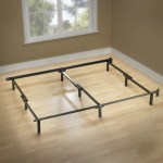 Alwyn Home Adjustable Size Bed Frame Reviews Wayfair