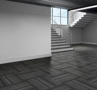 Soft Step Carpet Tiles Wayfair | Carpet Squares For Steps | Kajaria Staircase | Stair Runner | Dean Wrap Around Treads | Communal Stairway | Flower Design