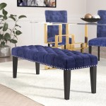 Blue Benches You Ll Love In 2020 Wayfair