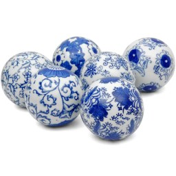 Skeens Floral Design Decorative Balls