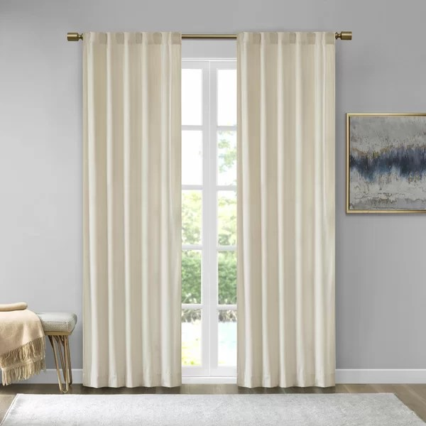 curtains + drapes
