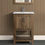 Foundry Select Austin 24 Single Bathroom Vanity Set Reviews