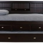 Letizia Mate S Captain S Bed With Trundle Drawers And Bookcase