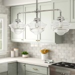 Nichols 3 Light Kitchen Island Linear Pendant Reviews Joss Main