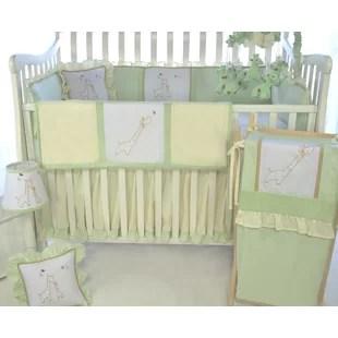 ensemble de literie pour lit de bebe 4 pieces seman