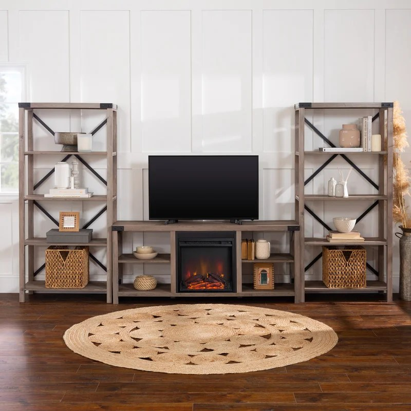 Arsenault Entertainment Center for TVs up to 65