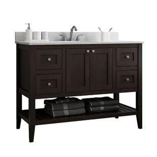 galveston 48 single bathroom vanity base only