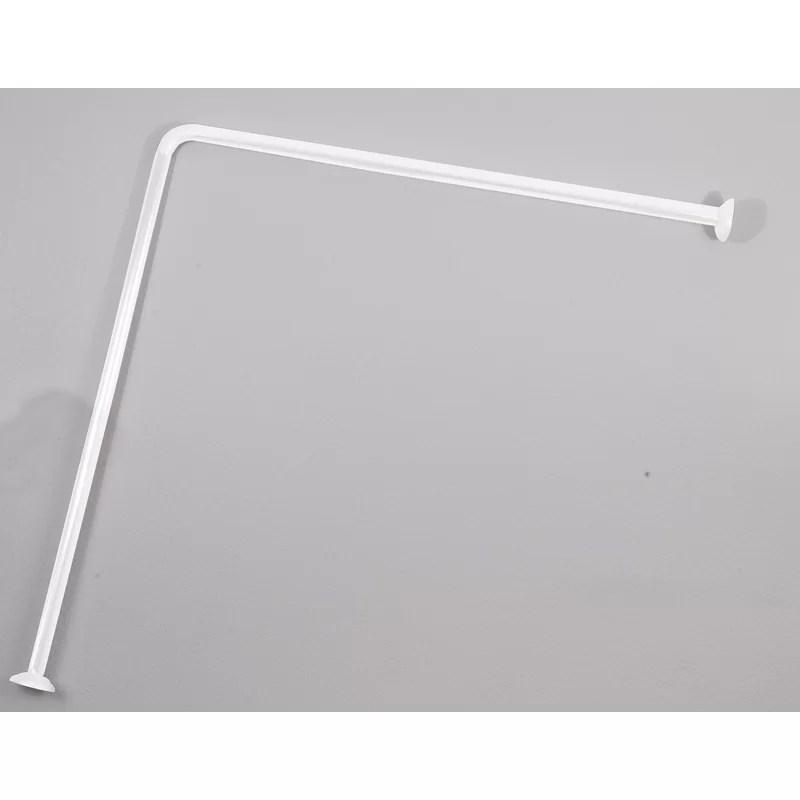 31 5 l shaped shower curtain enclosure