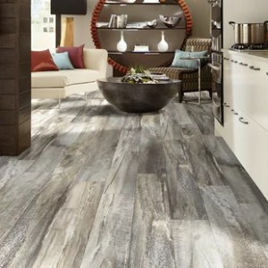 Vinyl Plank Flooring You ll Love   Wayfair Elemental Supreme 6  x 36  x 4mm Luxury Vinyl Plank in Five Spice  By Shaw  Floors