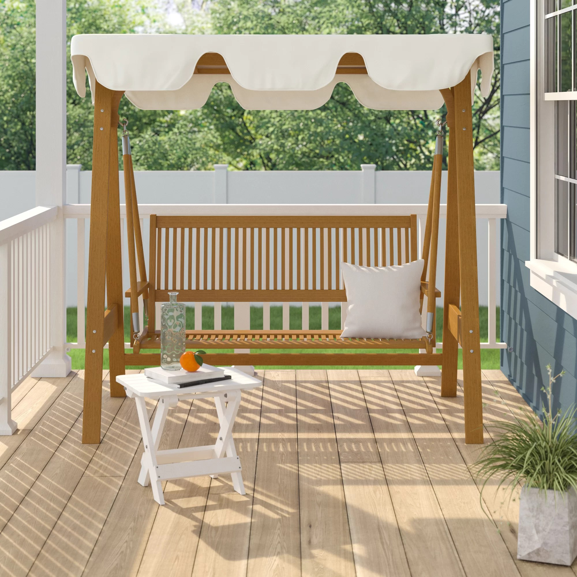 sabbattus porch swing