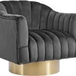 Everly Quinn Bekah Swivel Barrel Chair Reviews Wayfair