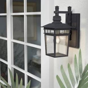 valeri 11 75 h outdoor wall lantern