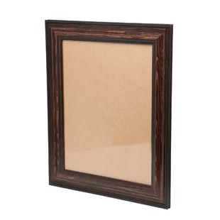 real wood distressed picture frame poster frame