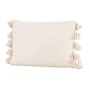 modern bohemian lumbar throw pillows