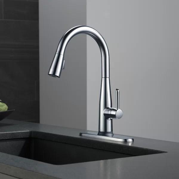 delta trinsic kitchen faucet