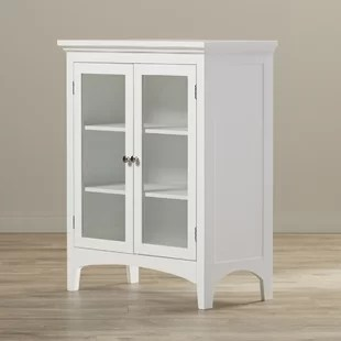 Coastal Cabinets   Chests You ll Love   Wayfair Sumter Freestanding 2 Door Accent Cabinet