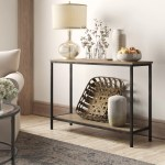 Rustic Console Tables You Ll Love In 2020
