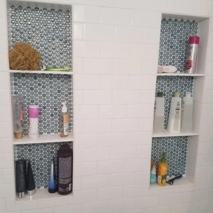 tile shower niche ideas the tile home