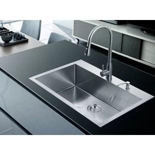 33 x 19 drop kitchen sinks you ll love