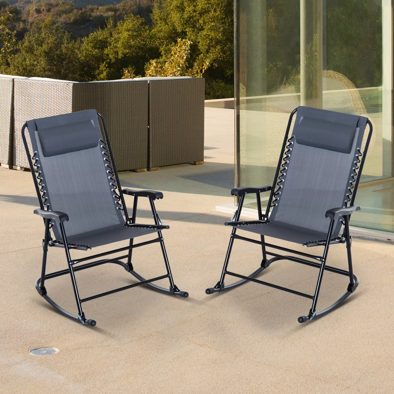 dorantes patio rocking chair